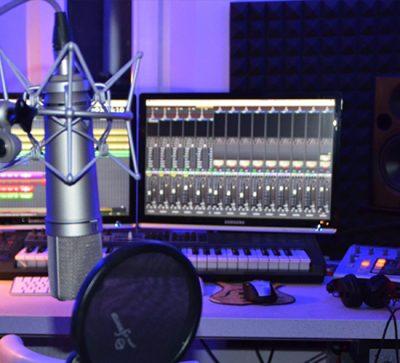 enregistrement mixage et mastering